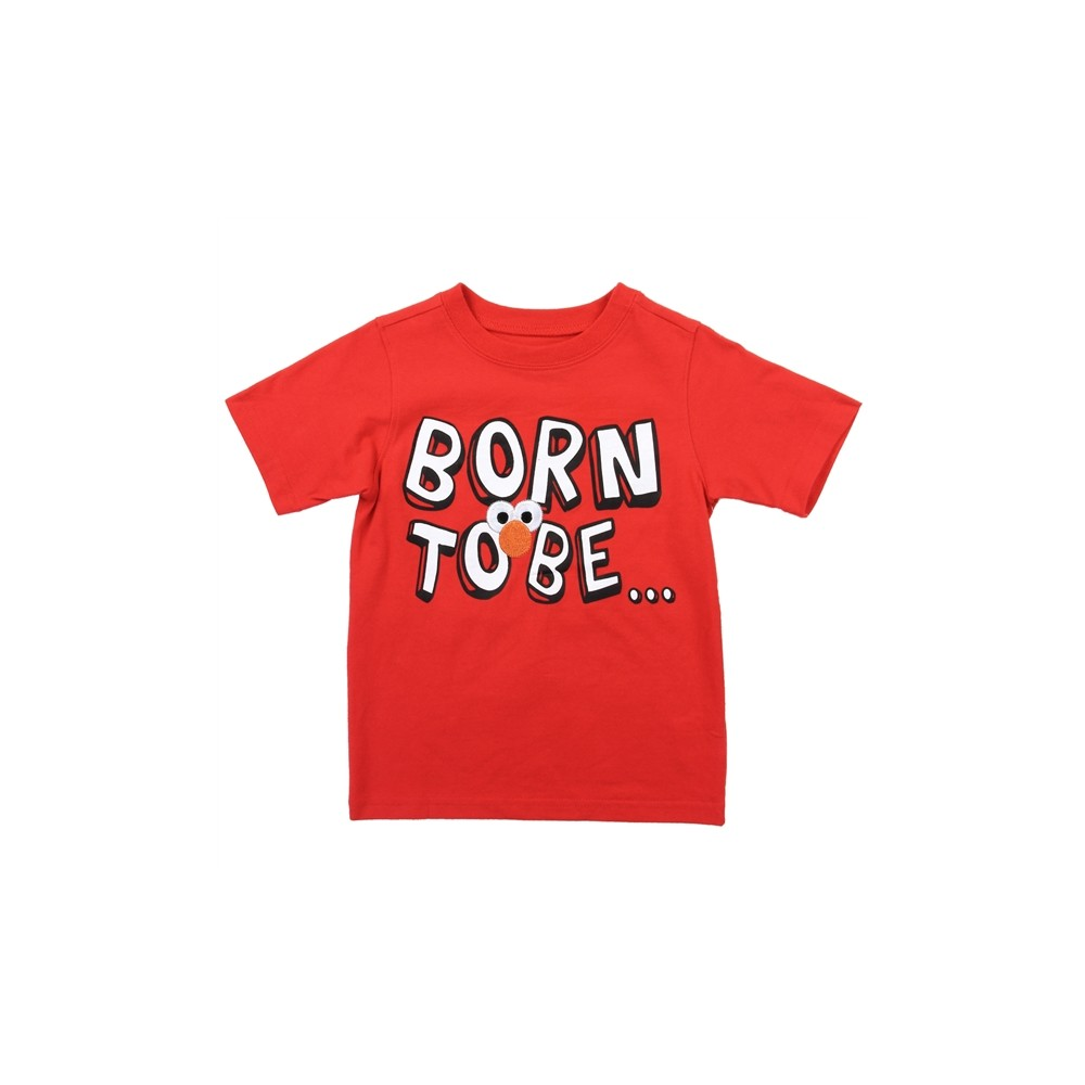 Sesame Street Elmo Toddler Boys Shirt Sesame Street Boys Clothes