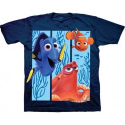 Disney Finding Dory Toddler Boys Shirt With Dory Nemo And Hank