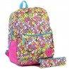 Confetti Emoji Backpack And Pencil Case 2 Piece Backpack Set Houston Kids Fashion Clothing