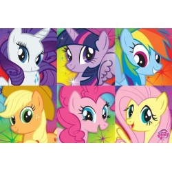 My Little Pony Wall Poster