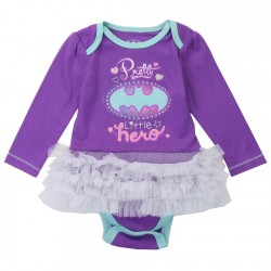 DC Comics Batgirl Pretty Little Hero Tutu Onesie