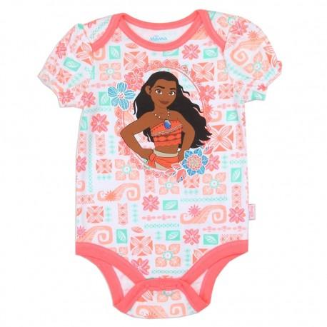Disney Moana Coral Baby Onesie Houston Kids Fashion Clothing Store