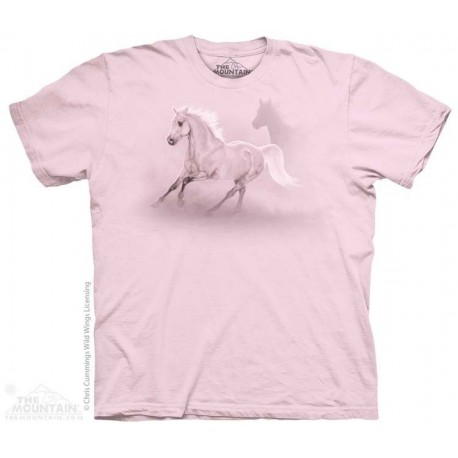 The Mountain Artwear The Fastest Horse Girls Shirt Houston Kids Fashion Clothing Store