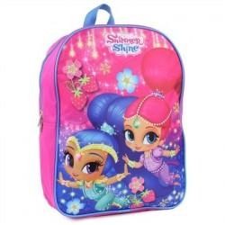 Nick Jr Shimmer And Shine Backpack