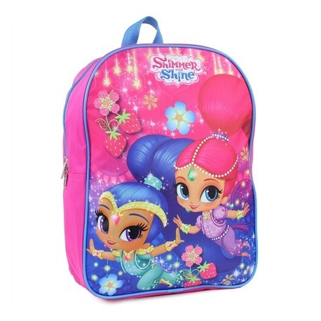 Nick Jr Shimmer and Shine Large Girls Backpack Houston Kids Fashion Cllothing Store
