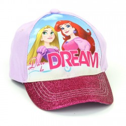 Disney Princess Dare To Dream Girls Baseball Cap