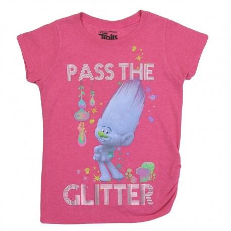 Dreamworks Trolls Pass The Glitter Girls Shirt Houston Kids Fashion Clothing Store