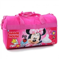 "Disney Minnie Mouse Girls 18"" Duffle Bag Houston Kids Fashion Clothing Store"