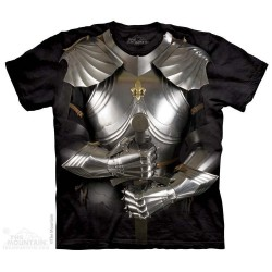 The Mountain Artwear Knights Body Armour Short Sleeve Shirt