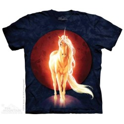 The Mountain Artwear The Last Unicorn Short Sleeve Shirt