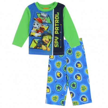 Nick Jr Paw Patrol Spy Patrol Infant Boys 2 Piece Pajama Set Houston Kids Fashion Clothing Store