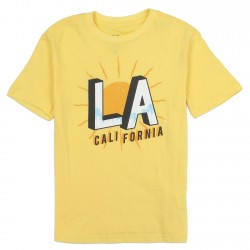 PS From Areopostale LA California Boys Shirt