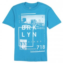 PS From Aeropostale New York Brooklyn Kings Boys Shirt
