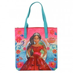 Disney Princess Elena of Avalor Zippered Tote Bag