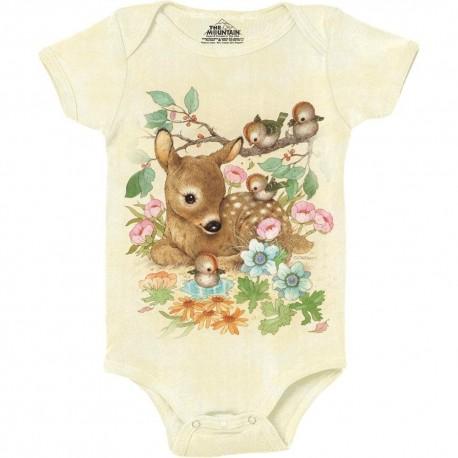 The Mountain Artwear Baby Doe Baby Girls Onesie Free Shipping Houston Kids Fashion Clothing Store