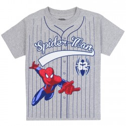 Marvel Comics Spider Man Pin Stripe Baseball Boys Shirt Free Shipping Houston Kids Fashion Clothing