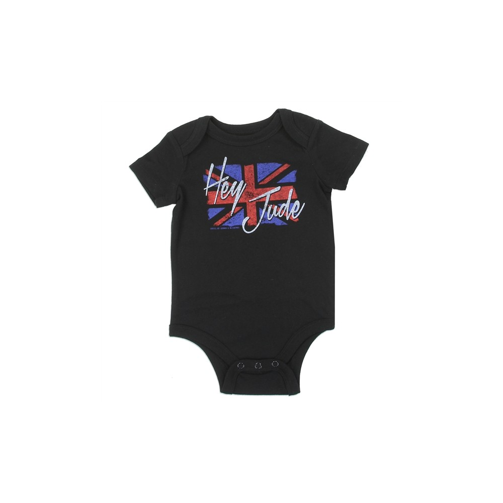 The Beatles Hey Jude Baby Onesie The Beatle Baby Clothes