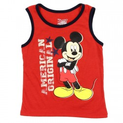 816857d6 Disney Mickey Mouse American Original... American Original Mickey Mouse  Disney Toddler Boys Tank Top Sizes 2T ...