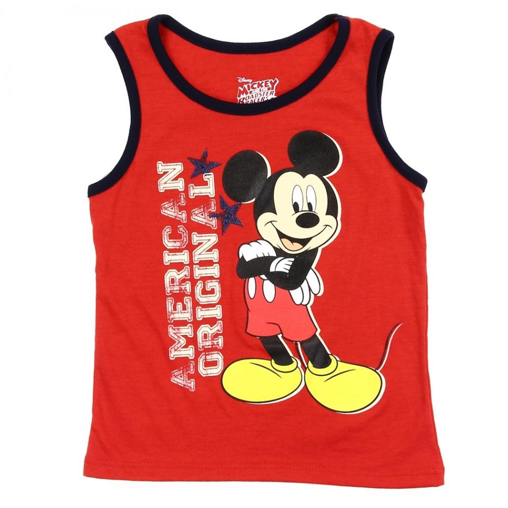 Handmade Boys Romper Size 2T Disneys Mickey Mouse