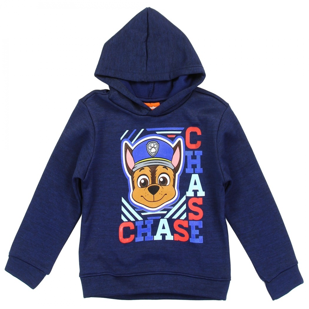 add761e6f5 Nick Jr Paw Patrol Chase Fleece Toddler Boys Pullover Hoodie