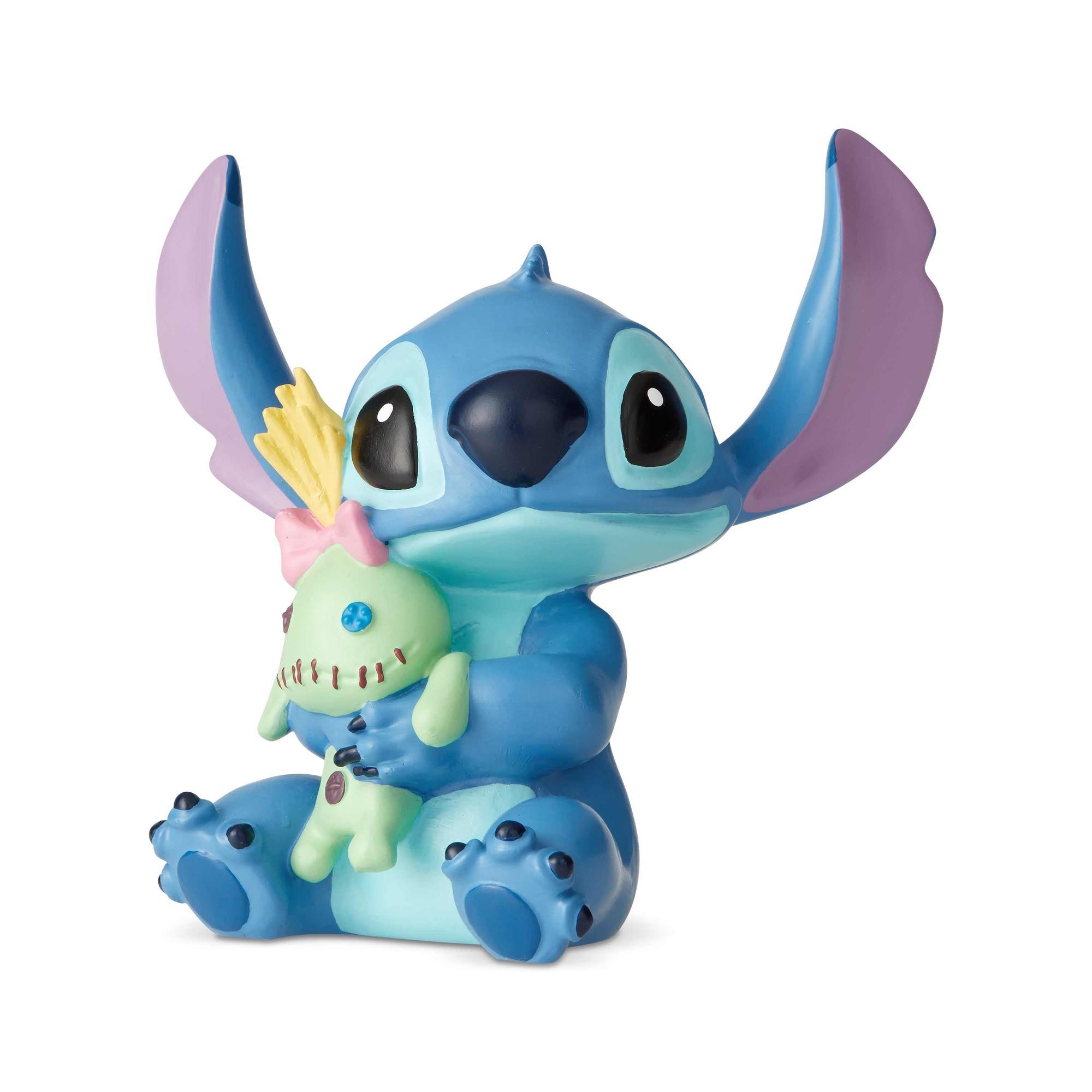 Disney Showcase Stitch With Doll Figurine