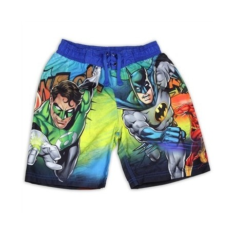 DC Comics The Justice League Boys Swim Trunks Houston Kids Fashion Clothing Store
