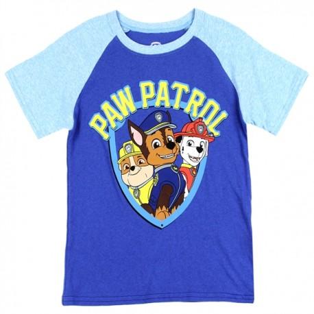 Nick Jr Paw Patrol Marshall Chase And Rubble Toddler Boys Shirt