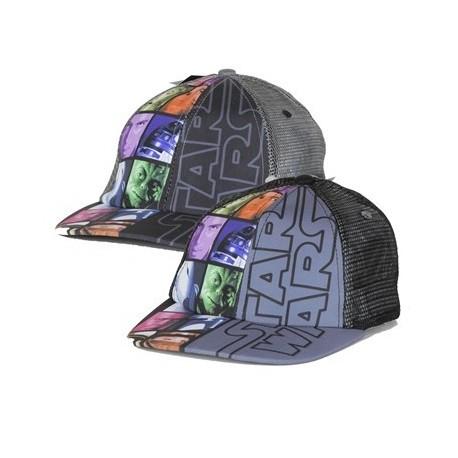 Star Wars Boys Toddler Adjustable Cap