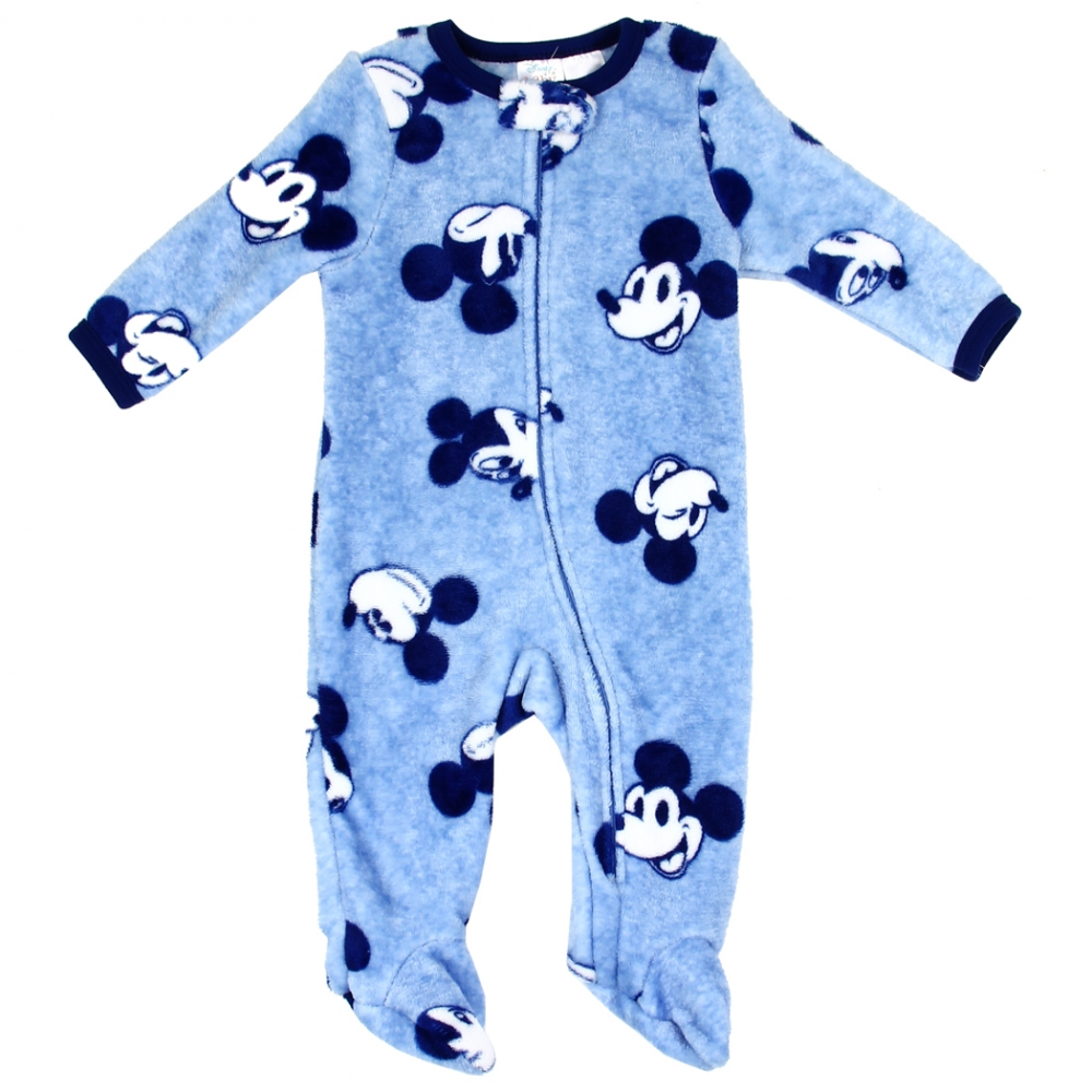 0-3 Months Disney Store Mickey and Minnie Mouse My 1st Christmas Sleeper