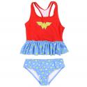 DC Comics Wonder Woman Toddler Girls One Piece Swimsuit 7815790WN