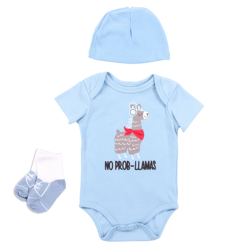 3-6 Months Baby Boys Bodysuit Infant Pilot Outfits Romper Set Costume with Hat