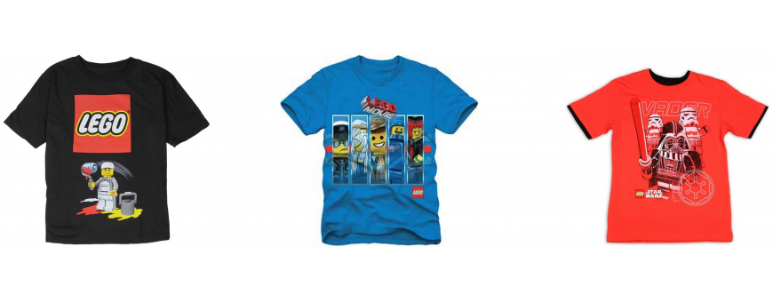 Lego Boys Clothes