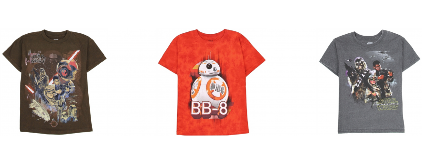 Star Wars Boys Clothes