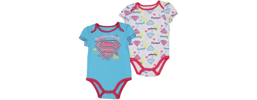 Supergirl Girls Clothes