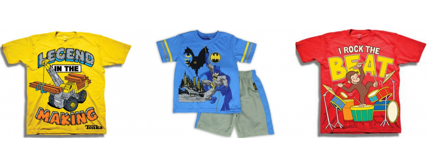 Boys Toddler Clothing