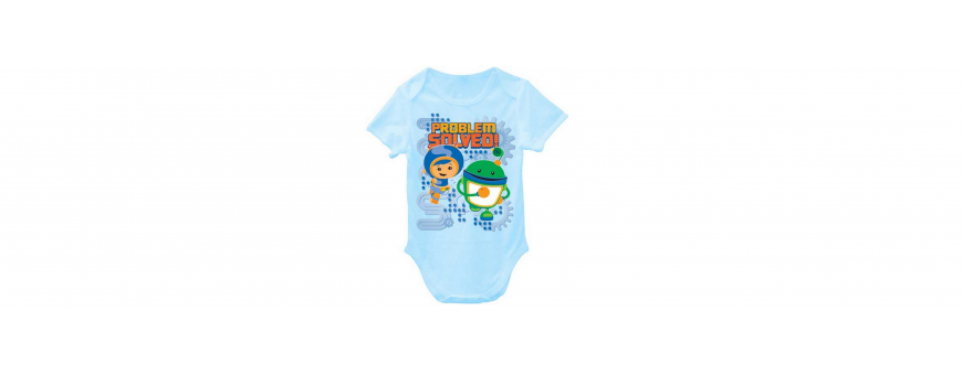Nick Jr Team Umizoomi Boys Clothes