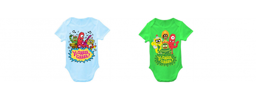 Nick Jr Yo Gabba Gabba Boys Clothes
