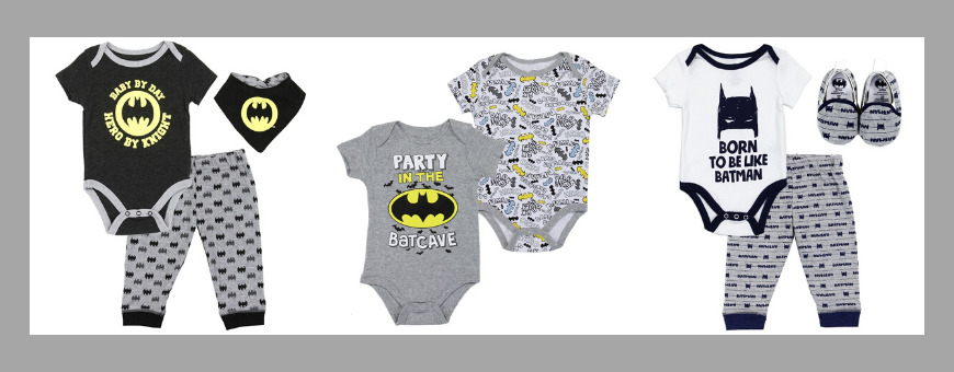 Batman Boys Clothes