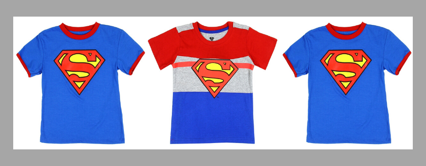 Superman Boys Clothes