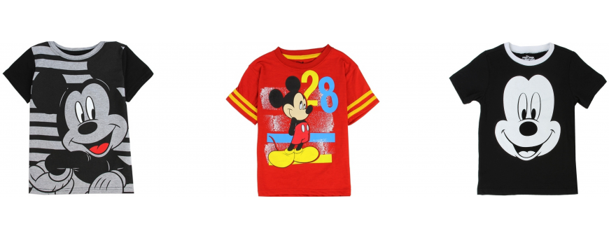 Disney Mickey Mouse Boys Clothes