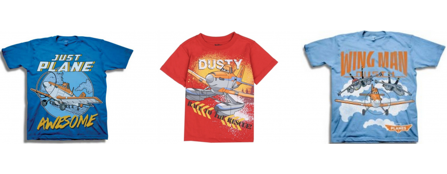 Disney Planes Boys Clothes