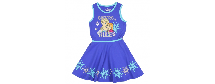 Disney Frozen Girls Clothes