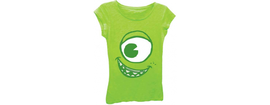Disney Monsters Inc Girls Clothes