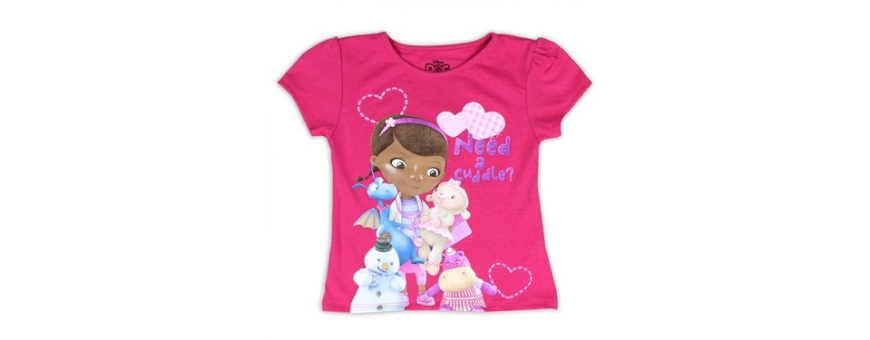 Disney Doc McStuffins Girls Clothes