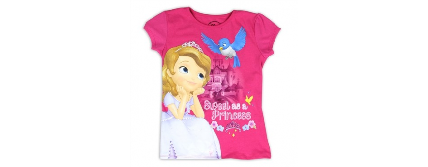 Disney Sofia The First Girls Clothes