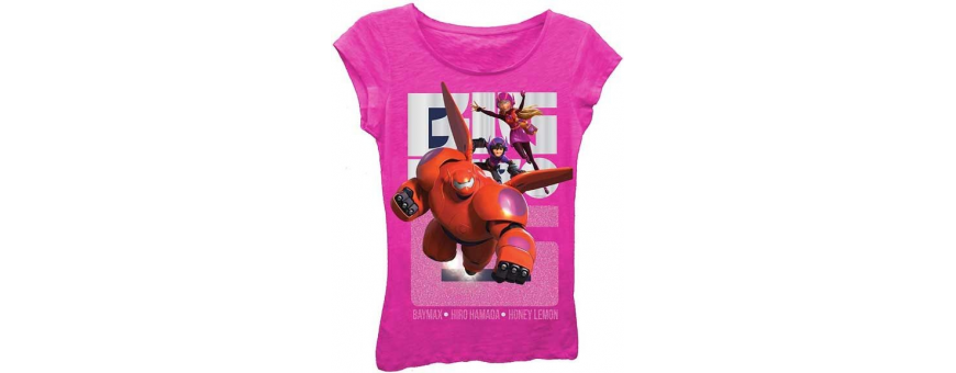 Disney Big Hero 6 Girls Clothes