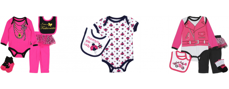 Newborn Girls Clothing 0-9 Months