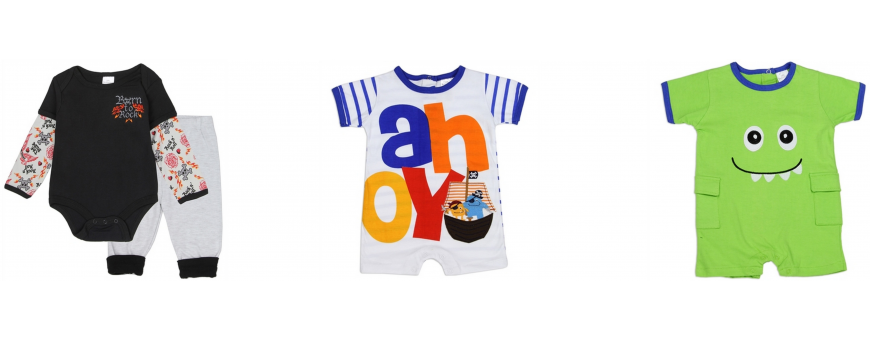 Little Beginnings Boys Clothes