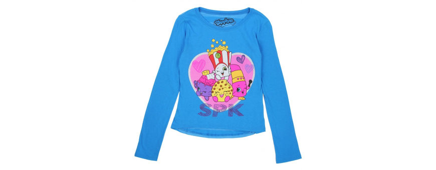 Shopkins Girls Clothing