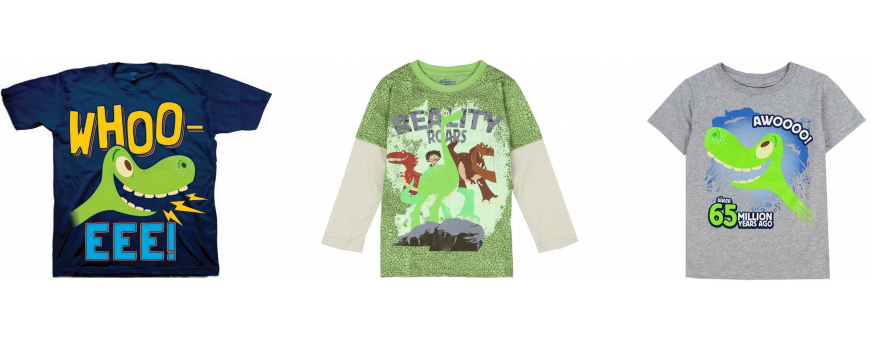 Disney The Good Dinosaur Boys Clothes